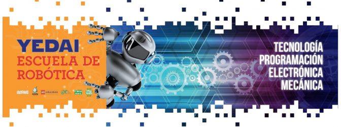 Yedai Escuela de Robótica para niños en Logroño